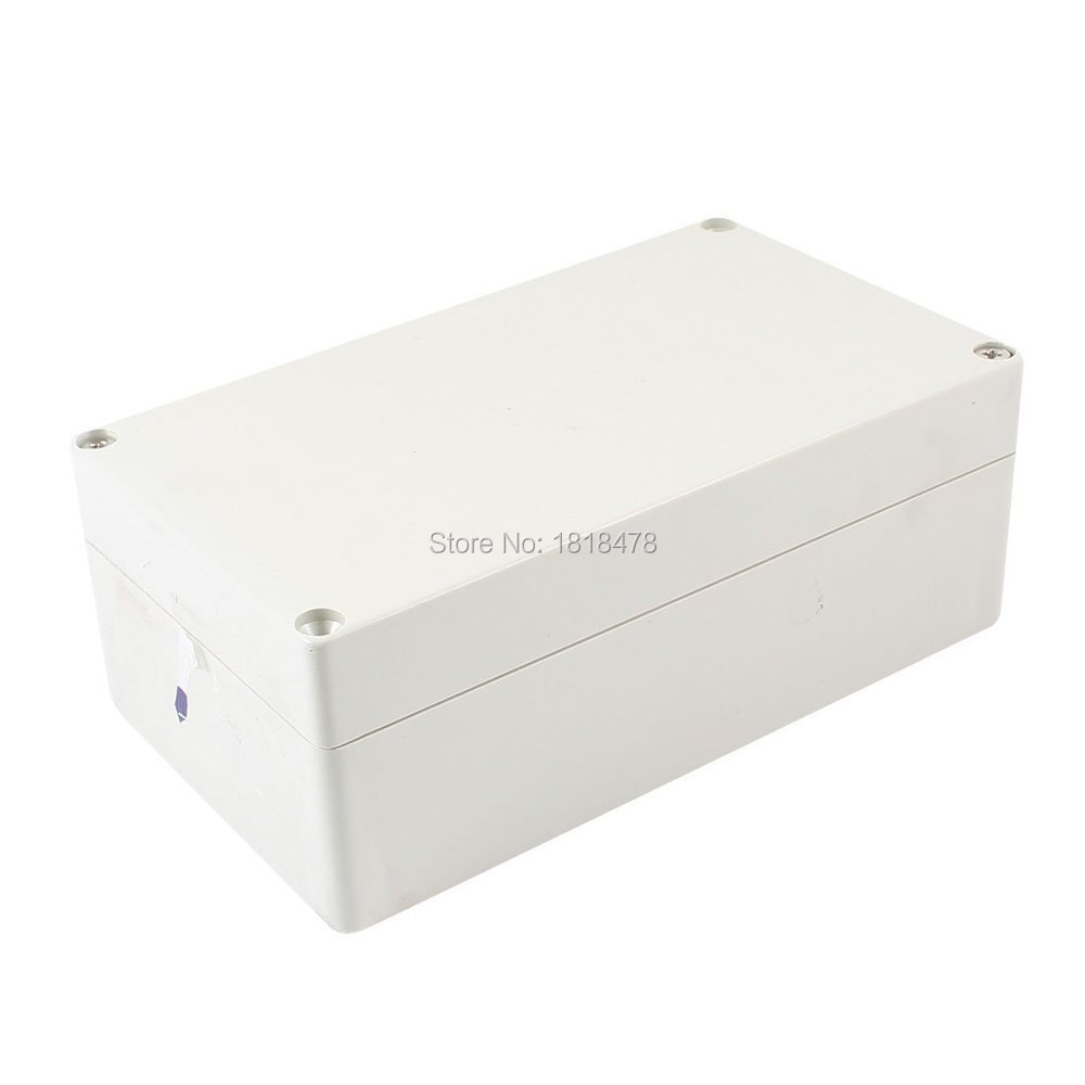Control Panel Electrical Enclosure Junction Box 160mm x 90mm x 60mm 4pcs a lot diy plastic enclosure for electronic handheld led junction box abs housing control box waterproof case 238 134 50mm