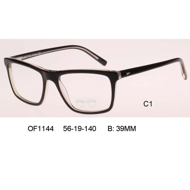 aa0b6450434 square clear glasses man business big size Eyeglass Male Optical Frame  Prescription Spectacle Marco de lentes
