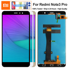 "Redmi Snapdragon Note3 Pro SE LCD Digitador 650 Edição Especial 152 milímetros 5.5 ""LCD Para XIAOMI Redmi Nota 3 pro Touch Screen Display(China)"
