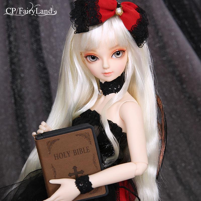 Rena Minifee костюм fulllset Fairyland 1/4 msd кукла BJD девочки jiont luts dolltown bluefairy dollsbe маленькая Моника