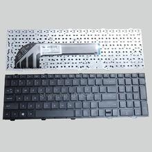 Клавиатура ноутбука США для hp probook 4540 4540 S 4545 4545 S 4740 4740 S черный английский без Рамочная клавиатура