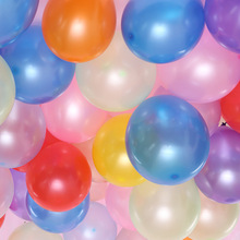 yooap Wedding supplies balloons wedding room decoration arches holiday special 100 10 inch thick pearlescent round