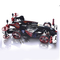 Raider Buggies High End Custom Accessories Package Aluminum Alloy Wheel Hub Leading PND Tail On Carbon