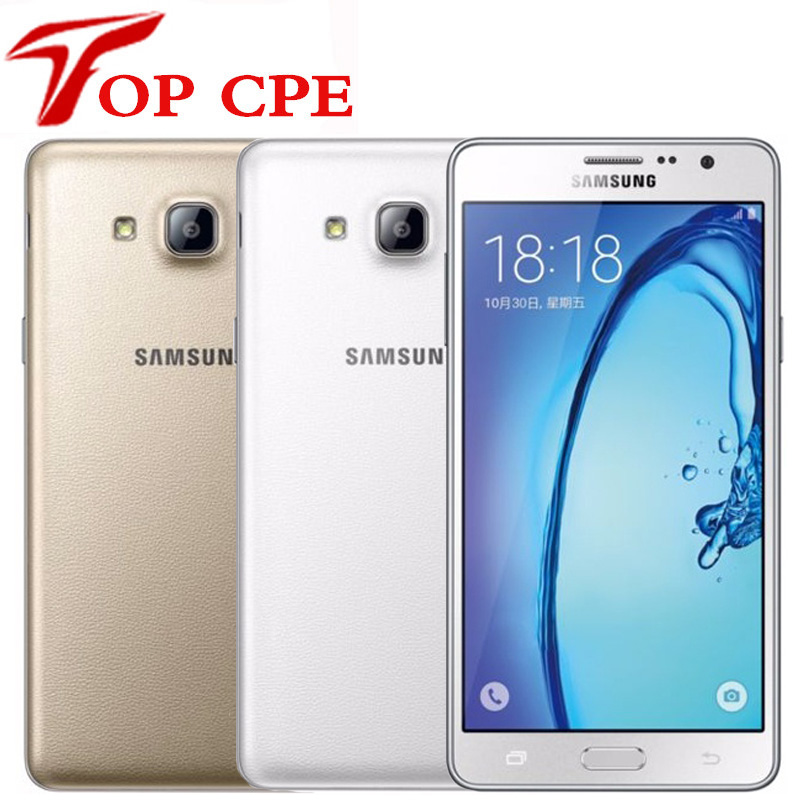 Original Unlocked Samsung Galaxy On7 G6000 Mobiele Telefoon Quad Core 5.5 ''13MP 4G LTE 16 GB Refurbished Dual SIM android telefoon title=