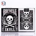 1 Deck Skull Back Deck Bicycle Playing Cards Poker Size USPCC Limited Edition Sealed Magic Tricks Magic Card