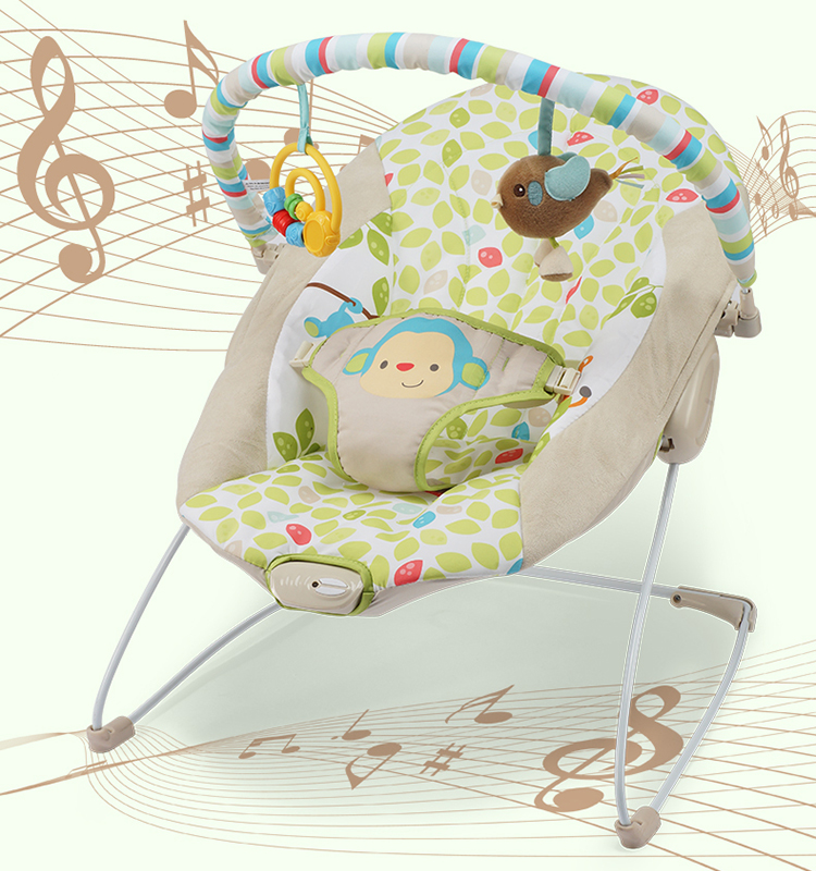 484377a498cb Musicall baby rocking chair swing rocker electronic vibration cradle ...