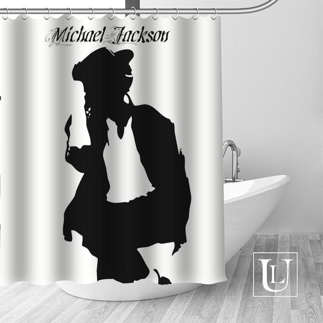 22 Shower Curtain Michael jackson shower curtain jackson galaxy 5c64f7a44ec73