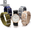 Nylon Watch Band For Daniel Wellington For Timex For Lumi Nox Nato 18 20 22 mm Loop Watch StrapWatchband Bracelets Belt bileklik