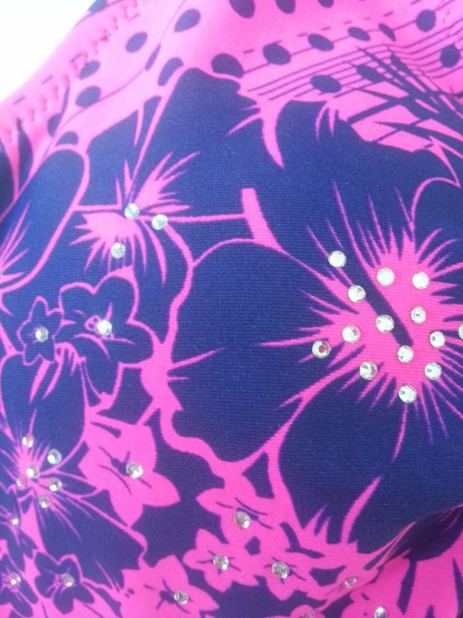 19 Large Size Middle Waist Lacing Bikini Swimwear E F G Bra Soft Cup Bikinis Set Swimsuit Triangle Bathing Suit 3