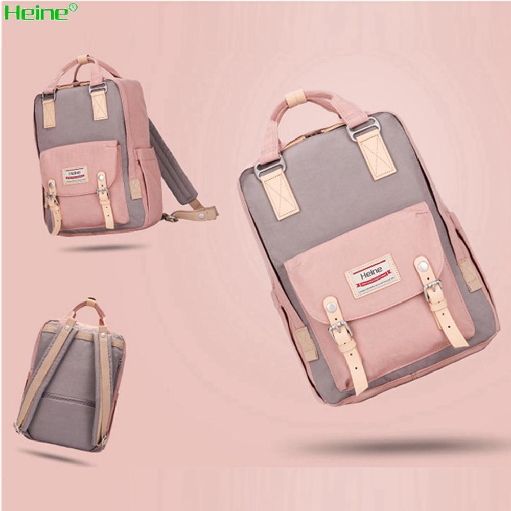 Модные сумки ребенка большой сумка для подгузников, органайзер сумка для подгузников и пеленок рюкзак мешок материнства ребенка подгузник ...