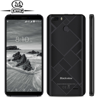 Blackview S6 18:9 IPS Screen Smartphone Android 7.0 2GB RAM 16GB ROM 5.7inch MT6737VWH Quad Core Dual Rear Cameras