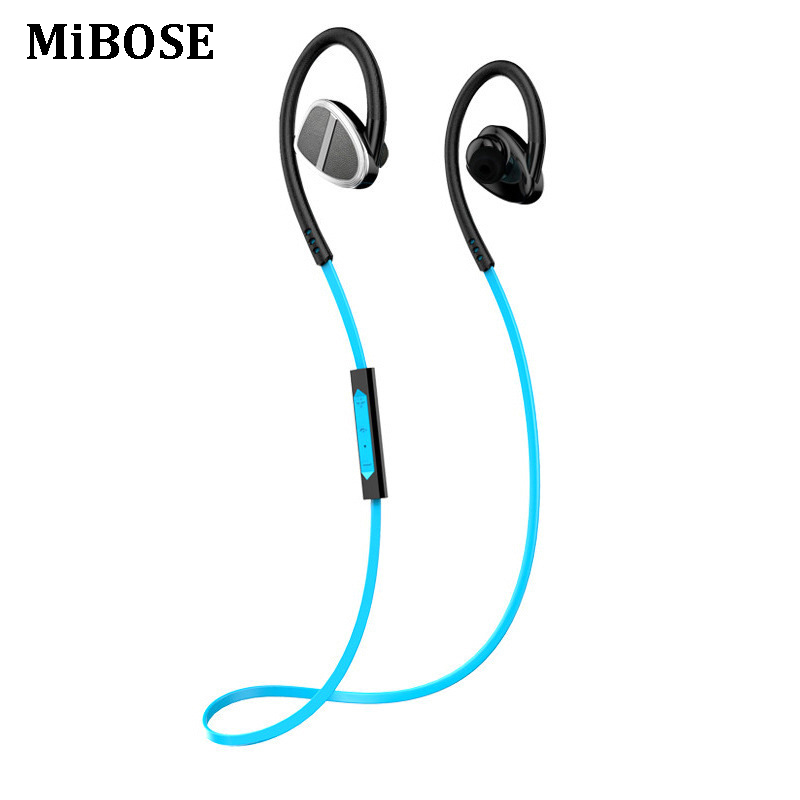MiBOSE Bluetooth Headset Wireless Sport Earbuds Headphone Handsfree Earphone sem fio auriculares With Mic for xiaomi smartphones