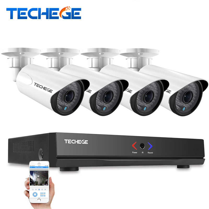 Auto Zoom lens 2.8-12mm 2.0 Megapxiels POE IP Camera Video Security Surveillance System 4CH PoE 48V NVR Recorder POE CCTV System techege h 265 security surveillance kits 8ch 4k 48v poe nvr 4mp 2 8 12mm zoom lens ip camera poe system p2p cloud cctv system
