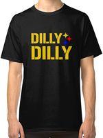 Steelers Dilly Dilly Odzież męska Czarny T-Shirt Tees