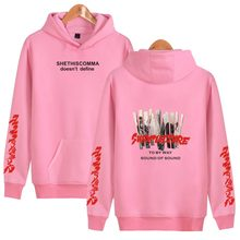 BTS Jimin SHETHISCOMMA Subculture Hoodie