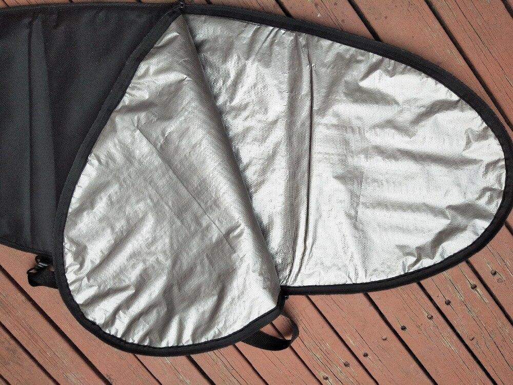 Sac de planche de surf 150 cm * 60 cm sac noir sac de surf