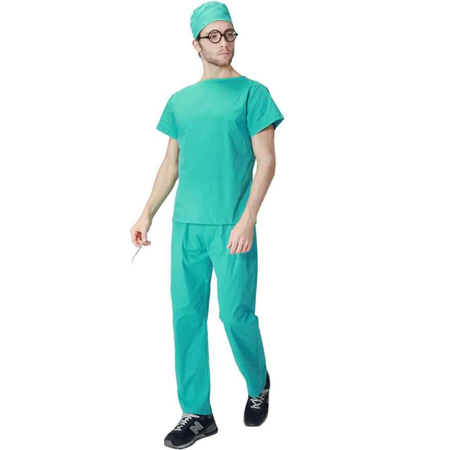 5ee8737400711 Detail Feedback Questions about 2018 New Adult Men Nurse Costume ...