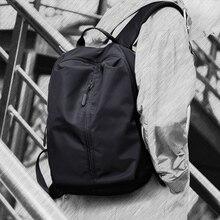 Новое поступление usb зарядка Рюкзак для ноутбука 15,6 дюймов мужские школьные сумки для подростков мальчиков колледж мужской рюкзак для путешествий Mochilas M808