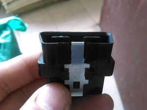 Image 1 - 20 adet En Iyi Fiyat 16Pin OBD2 Konektörü OBD 2 16 Pin OBD II Adaptörü OBDII J1962 erkek Konnektör terminali
