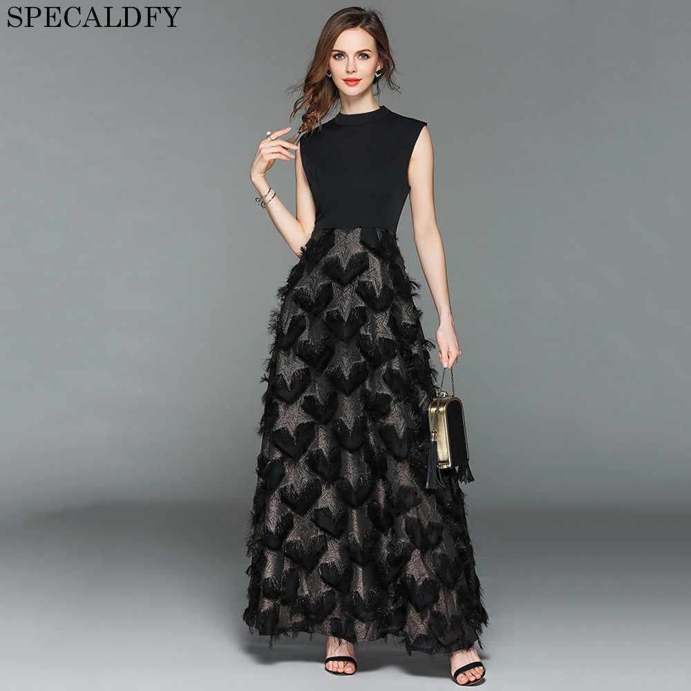 d57535e6e4c Высокое качество Для женщин Мода 2018 Лето сексуальное вечернее платье  Вечерние Длинное платье Для ЖЕНЩИН БЕЗ