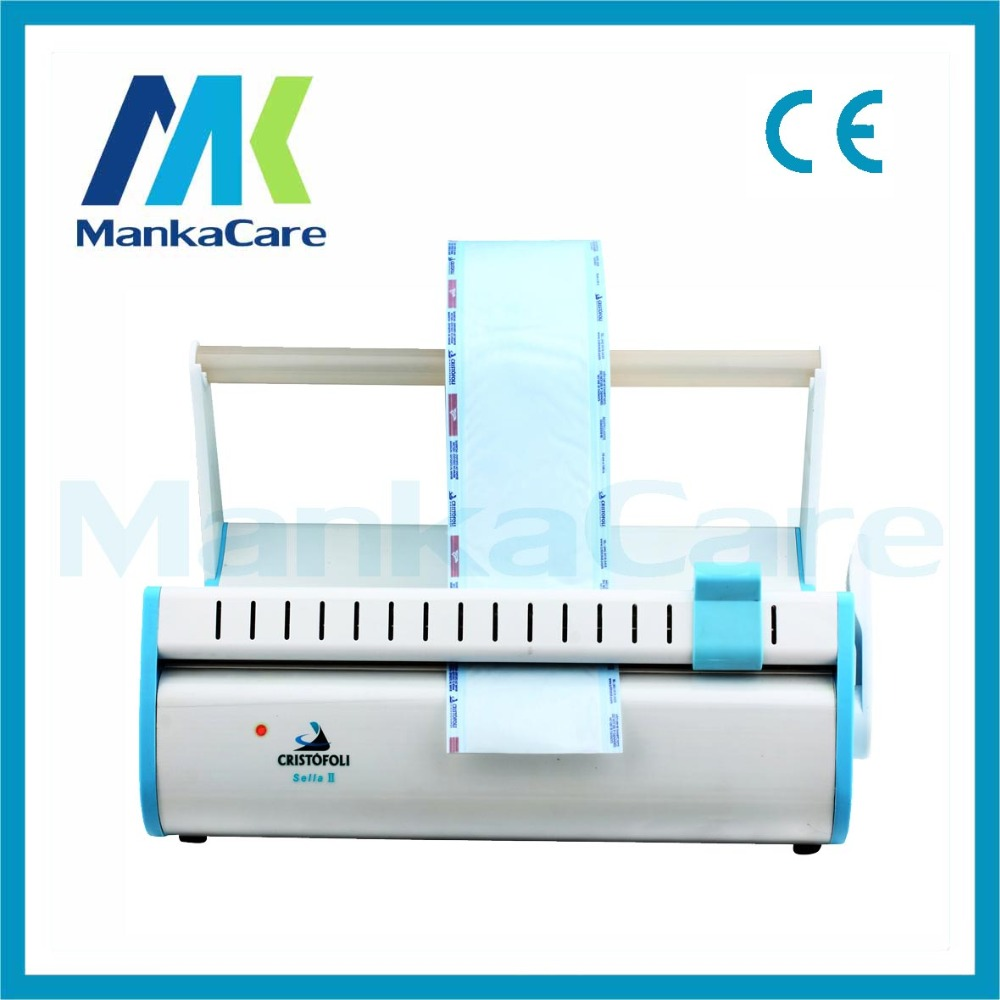 Creative Medical Sealing Machine Dental Sterilization Pouch Wrap Sealer Laminator Medical Sterilize Roll Packing Laminating Machine Laminator