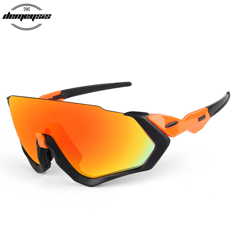9fc659cc1b Polarized Cycling Glasses Men Outdoor Sport Bike Glasses Bicycle Sunglasses  Cycling Sunlasses Cycling Eyewear 3 Lens