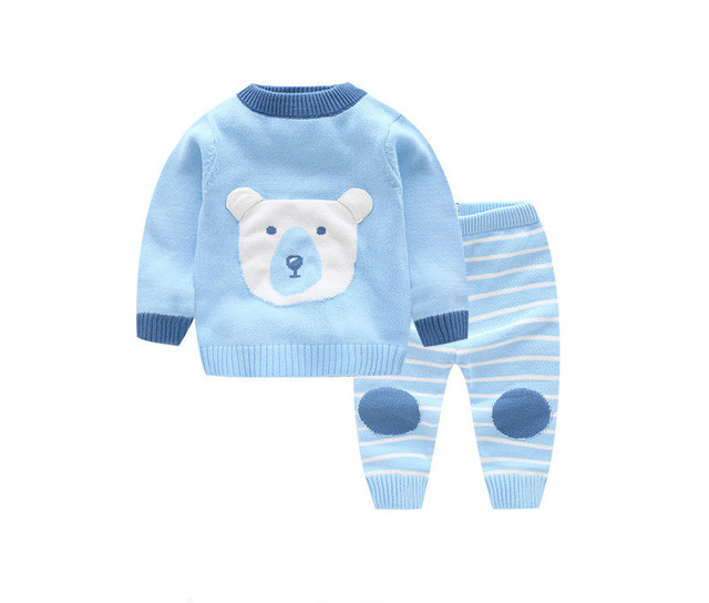 Baby Clothes Wool Knitted...