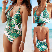 цены 2019 Womens Swimming Costume Padded Swimsuit Monokini Push Up Bikini Sets Swimwear Bikini Suit Swimsuit bathing suit bikini