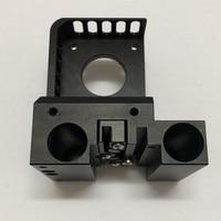 3D printer X shaft slider compatible with E3D Titan Aero / Prusa I3 / MK2 printer extruder full metal CNC technology