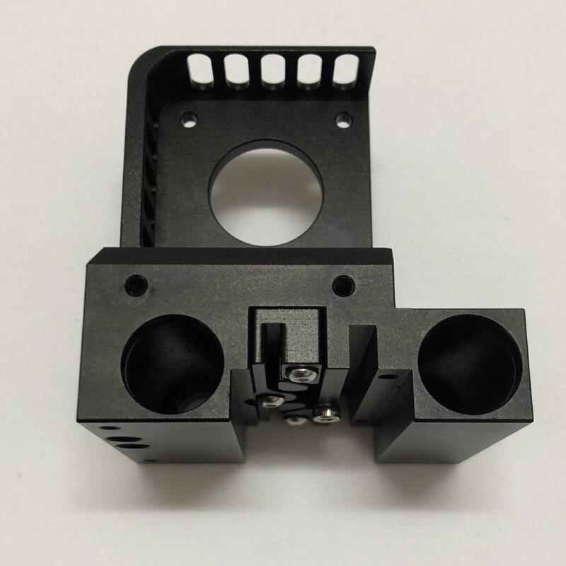 Imprimante 3D x-arbre curseur compatible avec E3D Titan Aero/Prusa I3/MK2 imprimante extrudeuse technologie de CNC en métal complet