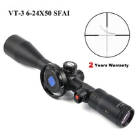 Discovery VT 3 6 24X50 SFAI FFP Tactical Optics Rifle Scope Shooting Riflescope Sniper Hunting Scopes With Rangefinder