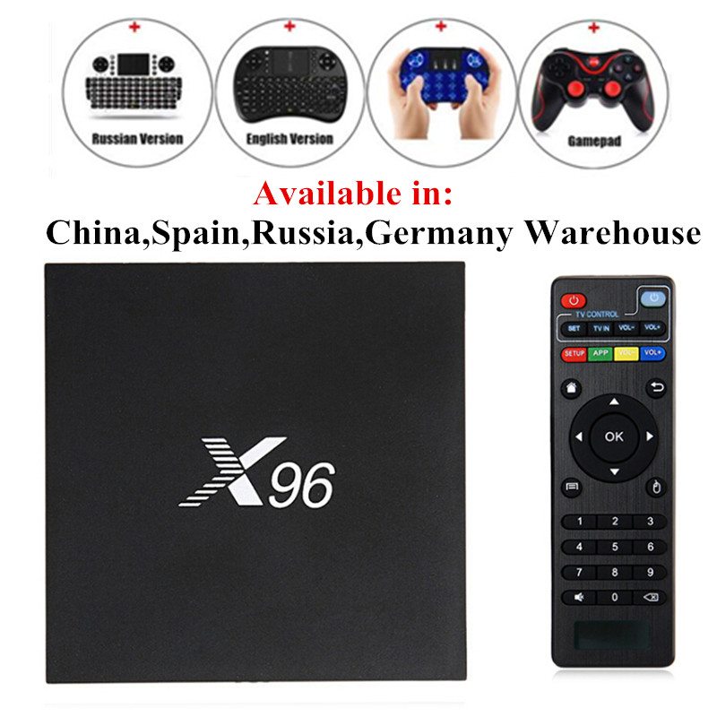 X96 Smart TV Box Android 6.0 Amlogic S905X 2.0GHz Max 2GB RAM 16GB ROM 5G WIFI HD Set Top BOX Media Player PK X96 MINI TX3 MINI brand new mini streambox m3c dvb c cable main chip hi3716mv330 linux system hd channels set top box for singpore media player