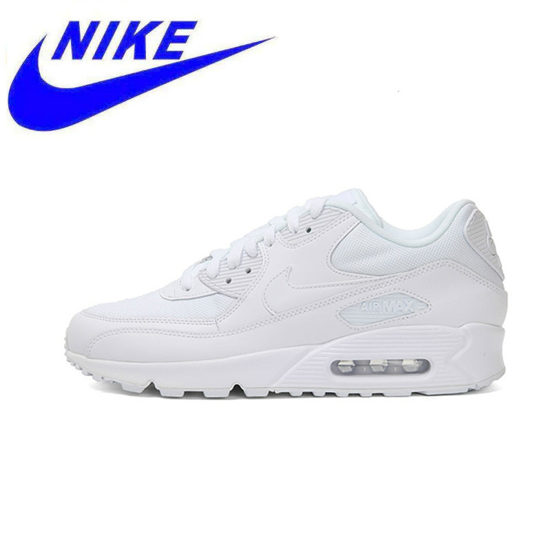 NIKE AIR MAX 90 ESSENTIAL Women's Running Shoes, Trainers Sport Outdoor