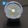 High Quality 2.5 INCH 60MM DY Car Battery Meter Volt Gauge with Blue color Light racing car voltmeter