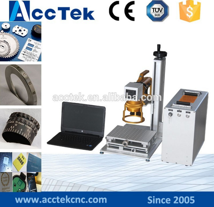 Plastic dog tag laser marking machine,chip metal fiber laser marking machine