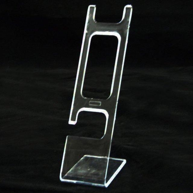 8c06264938e 20 pcs Claro-View Assista Display Stand Titular pulseira exibição  organizador relógio de cristal