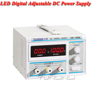DC Power Supply Adjustable 150V3A Digital Display Instrument Battery Test Charging Aging Car Repair Equipment KXN 1503D