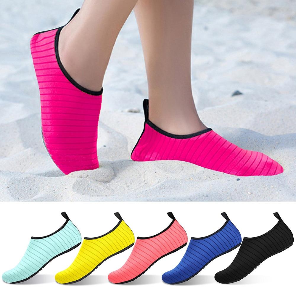 Unisex Men women Water Skin Shoes Sport Socks Beach Swiming Surf Yoga Exercise