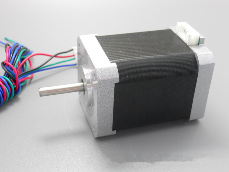 1.8 degree Nema 17 stepper motor 60mm 42HS60-1704A with 4 wires /1.7A/0.73NM/103Oz-in CNC Mill Cut Engraver /3D printer 1pc 1 8 degree nema42 stepper motor 110hs99 5504 with 4 wires 5 5a 48v 220v 11 2n m cnc mill cut engraver 3d printer