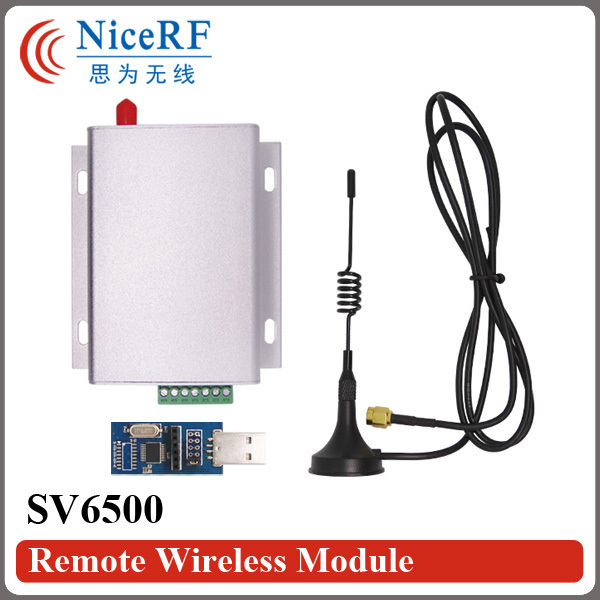 2PCS Sucker Antennas+ 2PCS SV6500 470MHz RS232 Interface 8km Ultra Long Distance Transceiver Modules2PCS Sucker Antennas+ 2PCS SV6500 470MHz RS232 Interface 8km Ultra Long Distance Transceiver Modules