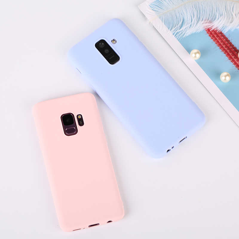 Soft Case for Samsung Galaxy A20 A10 A30 A40 A50 A70 M20 M10 M30 A2 Core Candy Cute Lovely Maeet Silicone TPU Cover