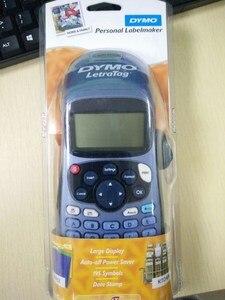 Image 4 - LT 100H 英語携帯型ラベルプリンタ LetraTag プラス LT 100H 21455 ハンドヘルドラボステッカーラベルプリンタ Dymo LT 100