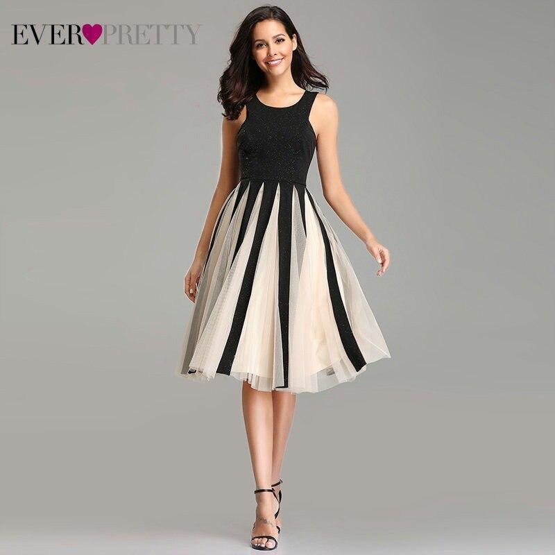 8288ffda96 Homecoming Dresses 2019 Ever Pretty 4024 Burgundy A line Elegant ...