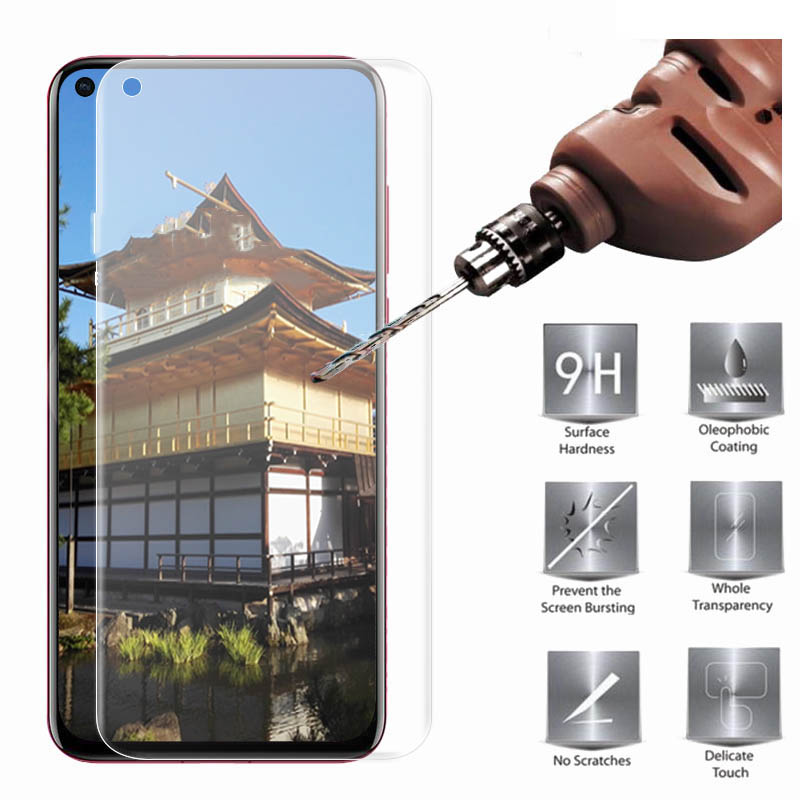 2.5D Tempered Glass for Huawei Honor V20 View 20 Pro 10 i Screen Protector 9H HD Protective Glass for Honor 10i V 20 Pro Glas-in Phone Screen Protectors from Cellphones & Telecommunications
