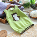 new 2014 spring autumn Baby boys sweater vest child sleeveless sweater girls waistcoat baby & kids clothes
