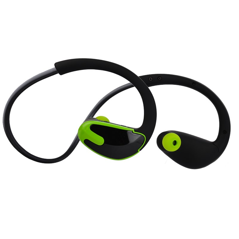 R8 Athlete Bluetooth 4.1 Earphone Stereo Wireless headphones Neckband Sports Headset Music Earbuds for iOS Android Smartphones