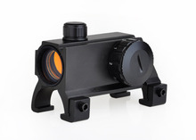 Acecare New Tactical Mini Micro Reflex Red&Green Dot Scope Sight with QD Quick Riser Mount Detach Red sight
