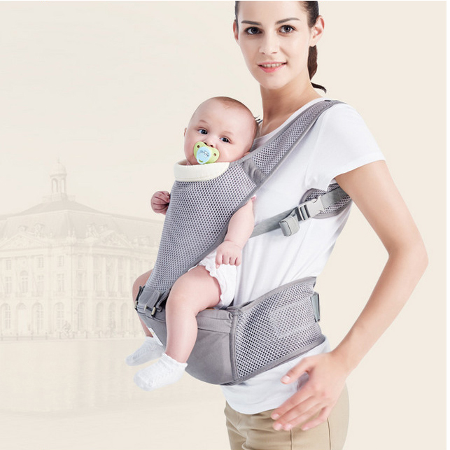 2018 Ergonomic Baby Carriers Fisher Prices Hipseat Toddler Breathable Baby Backpack/backpacks Hipseat Kids Infant Hip Seat Ample Supply And Prompt Delivery Activity & Gear