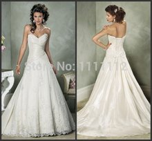 New Arrival 2015 Summer A-Line Sweeetheart Little White Lace Wedding Dresses,Manufacturer promotion,free shipping