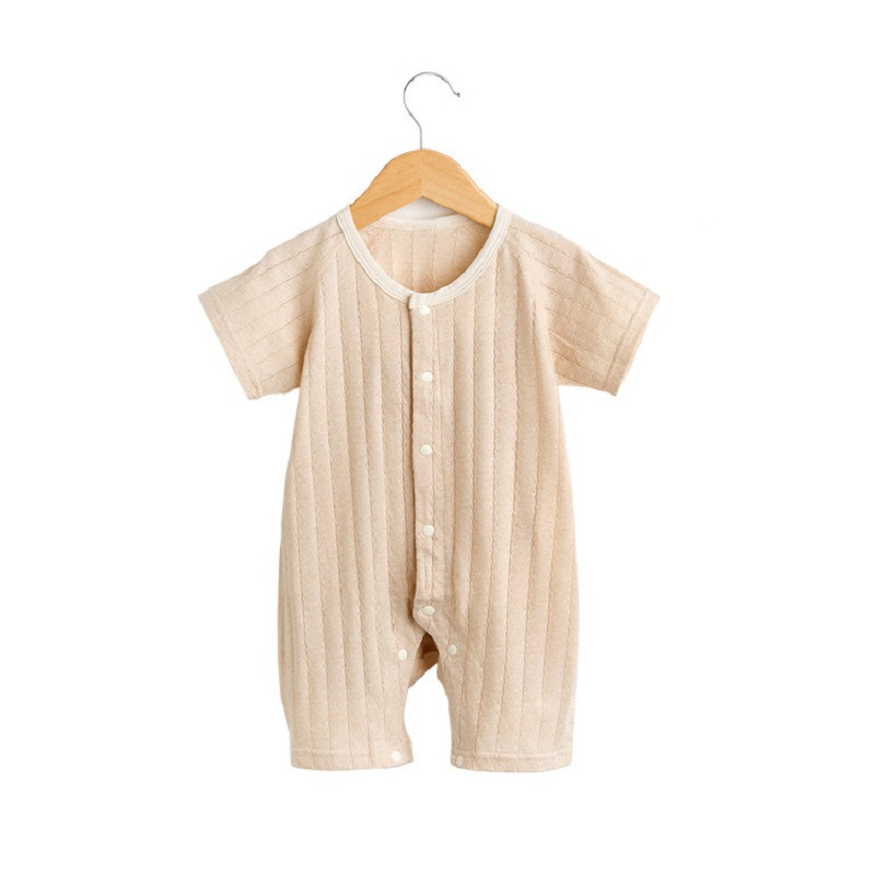 Baby girls clothing summer short sleeve newborn baby clothes cotton baby   rompers   newborn jumpsuit toddle infant boys clothes